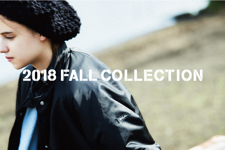 MILKFED. 2018 FALL COLLECTION